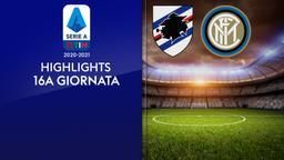 Sampdoria - Inter