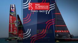Finals. Race 13