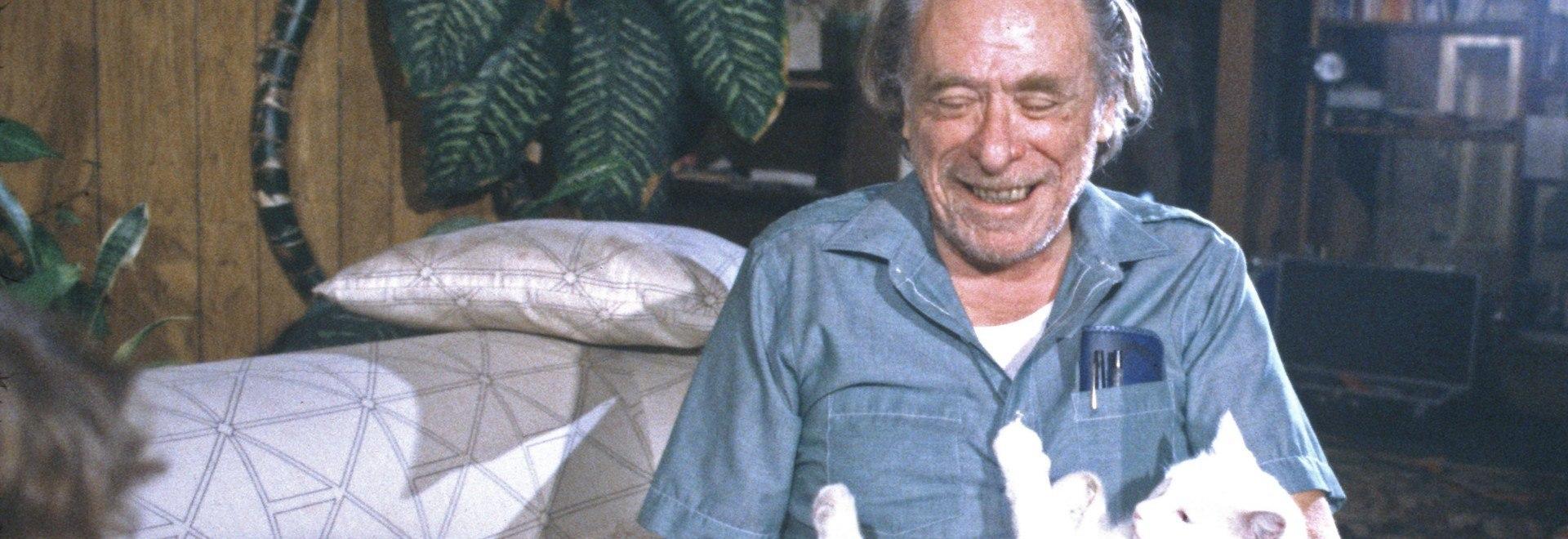 Una serata con Bukowski