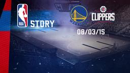 Golden State - L.A. Clippers 08/03/15