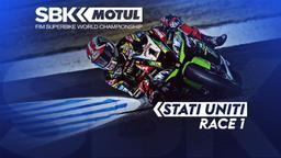 Stati Uniti. Race 1