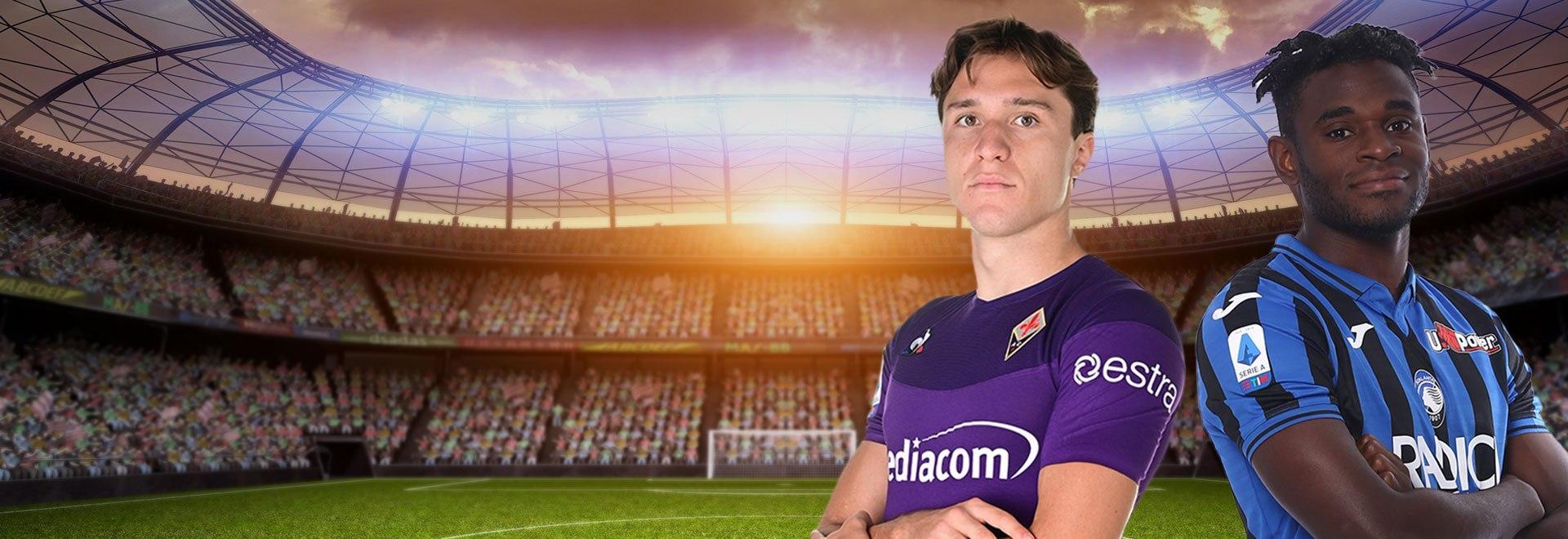 Fiorentina - Atalanta. 23a g.