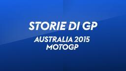 Australia, Phillip Island 2015. MotoGP