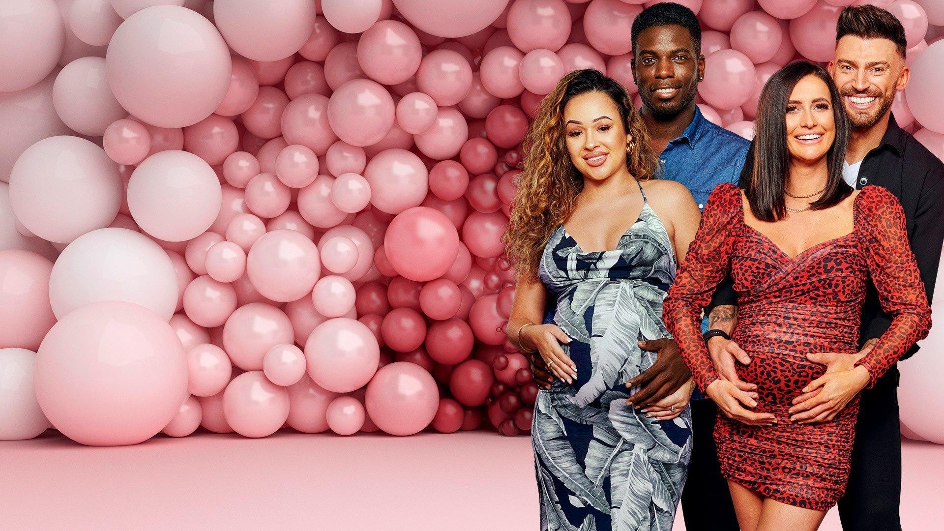 MTV HD Celebrity Bumps: Famous & Pregnant