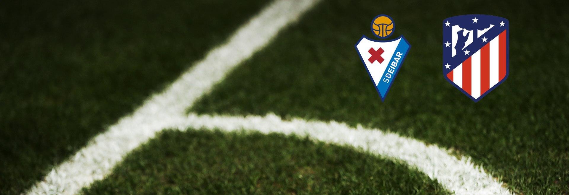 Eibar - Atletico Madrid. 19a g.