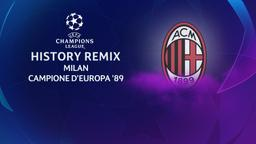 Milan Campione d'Europa '89