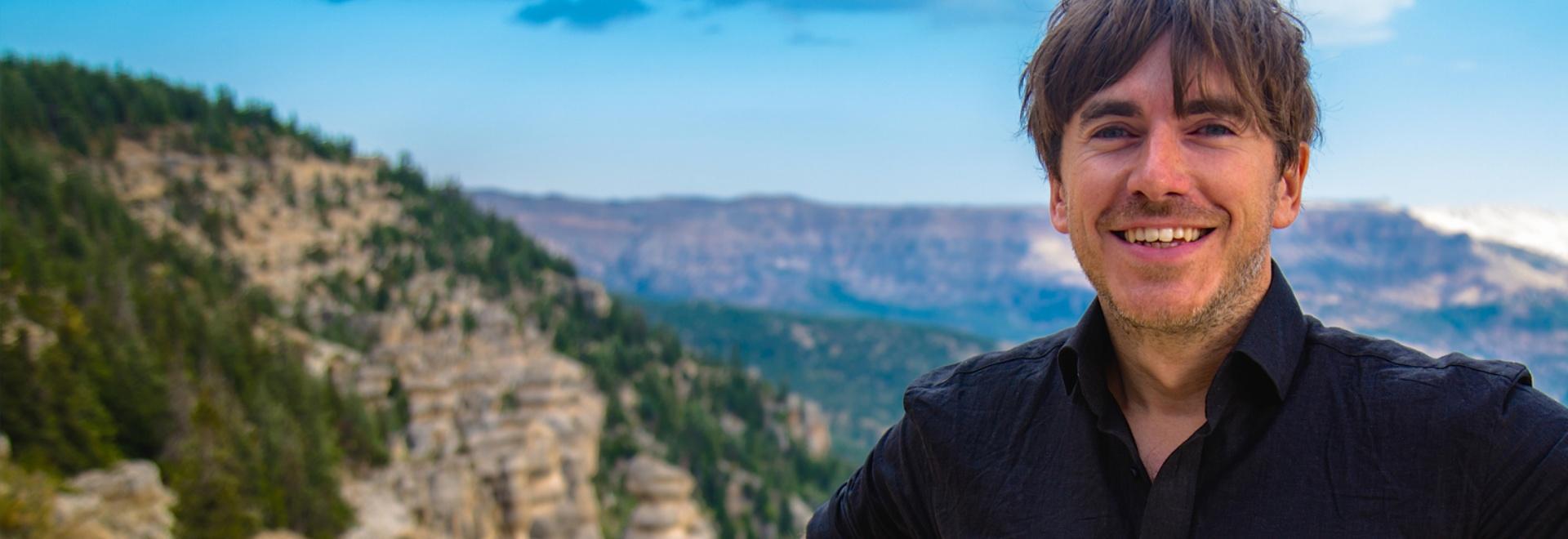 RED - I viaggi di Simon Reeve: In Turchia