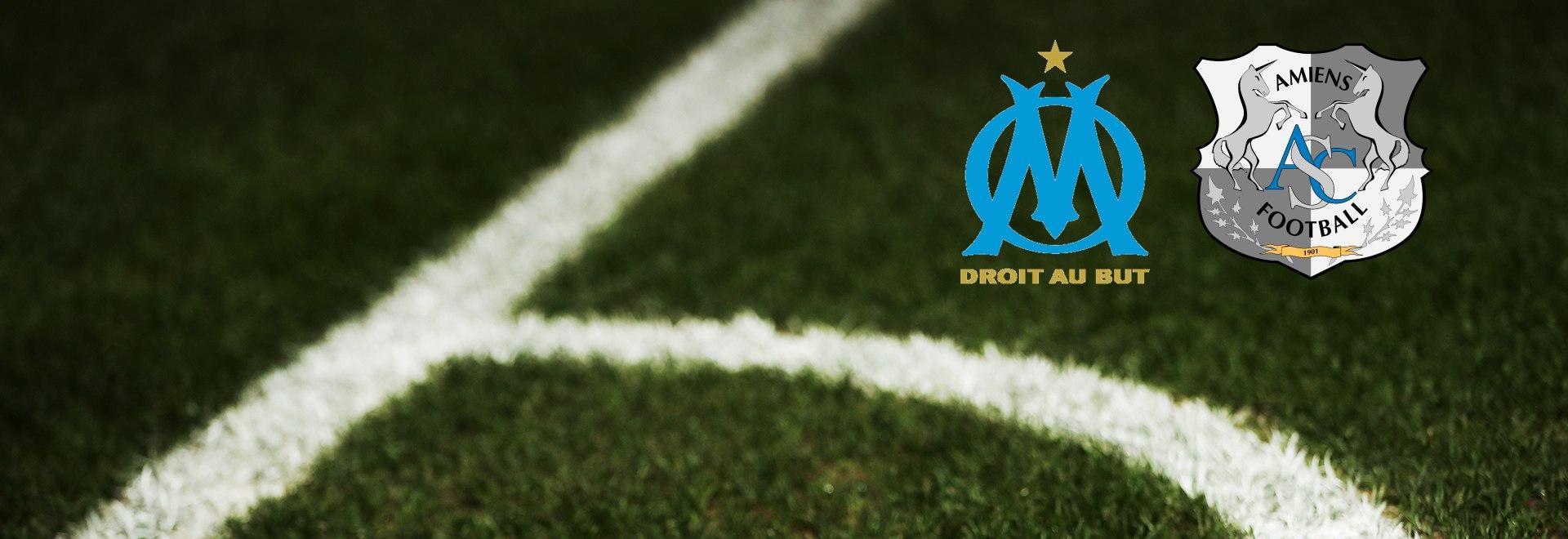 Marsiglia - Amiens SC. 28a g.