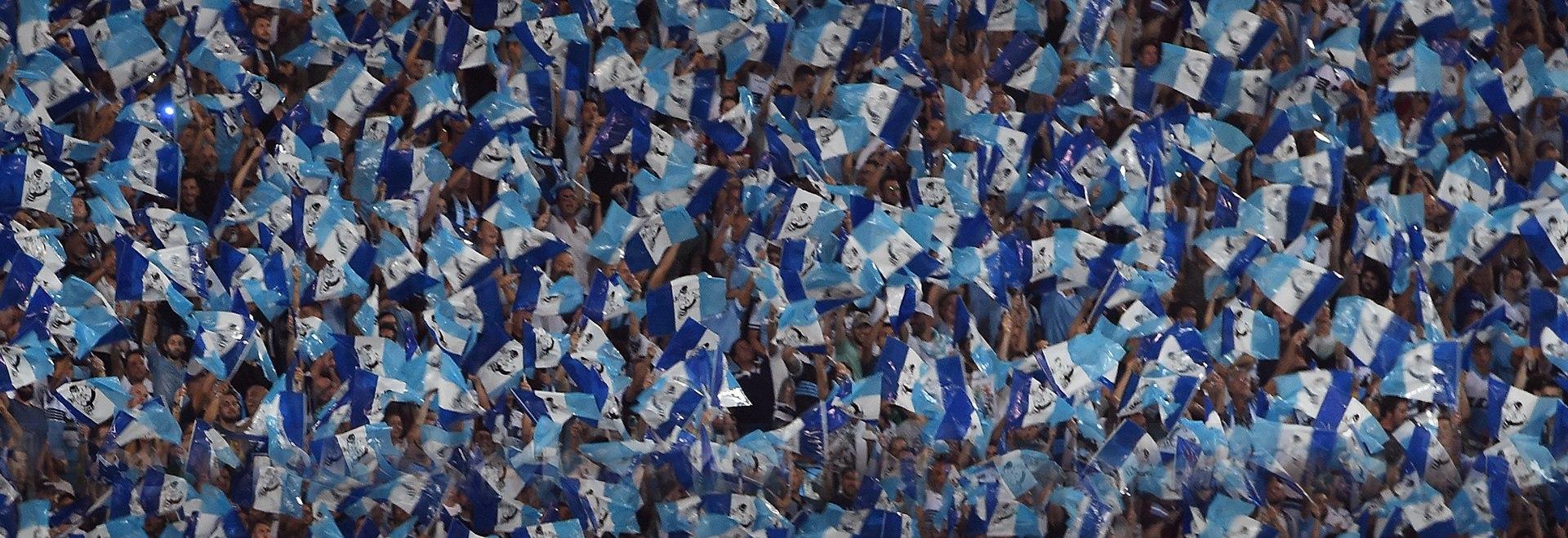 Lo Scudetto della Lazio