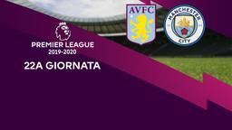 Aston Villa - Man City. 22a g.