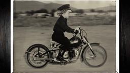 La mini bike del fattore