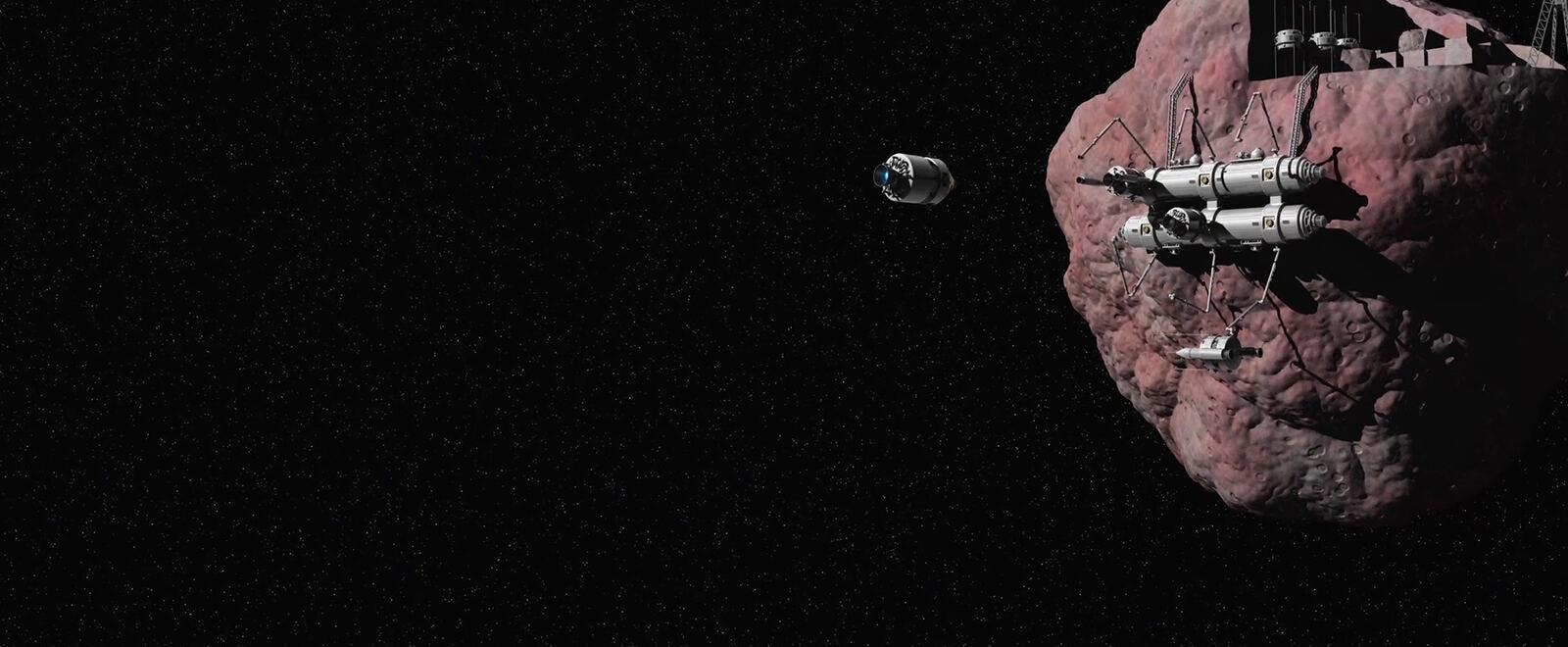 Asteroidi, nuovo orizzonte per l'umanita'
