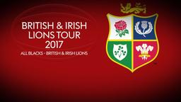 All Blacks - British & Irish Lions