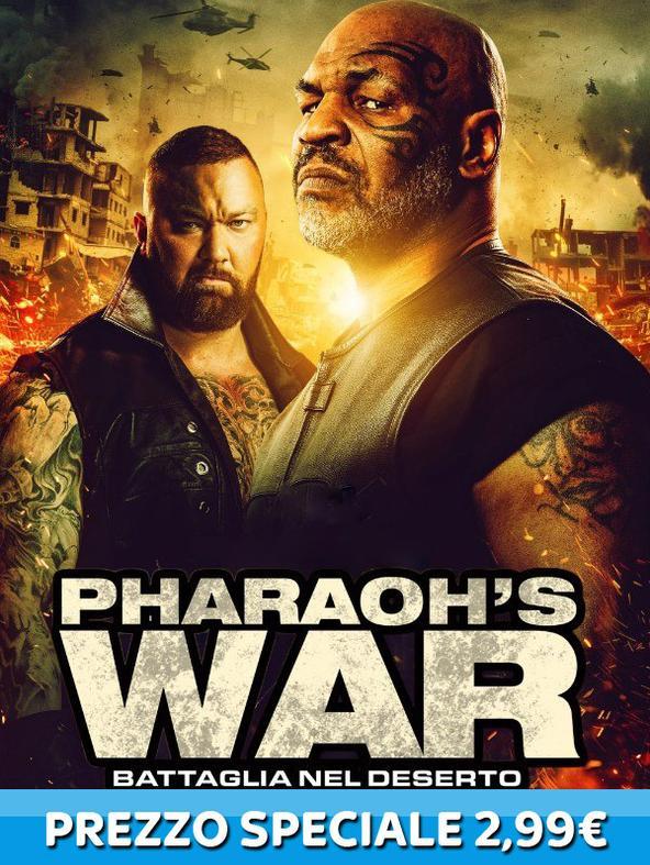 Pharaoh's War - Battaglia nel deserto