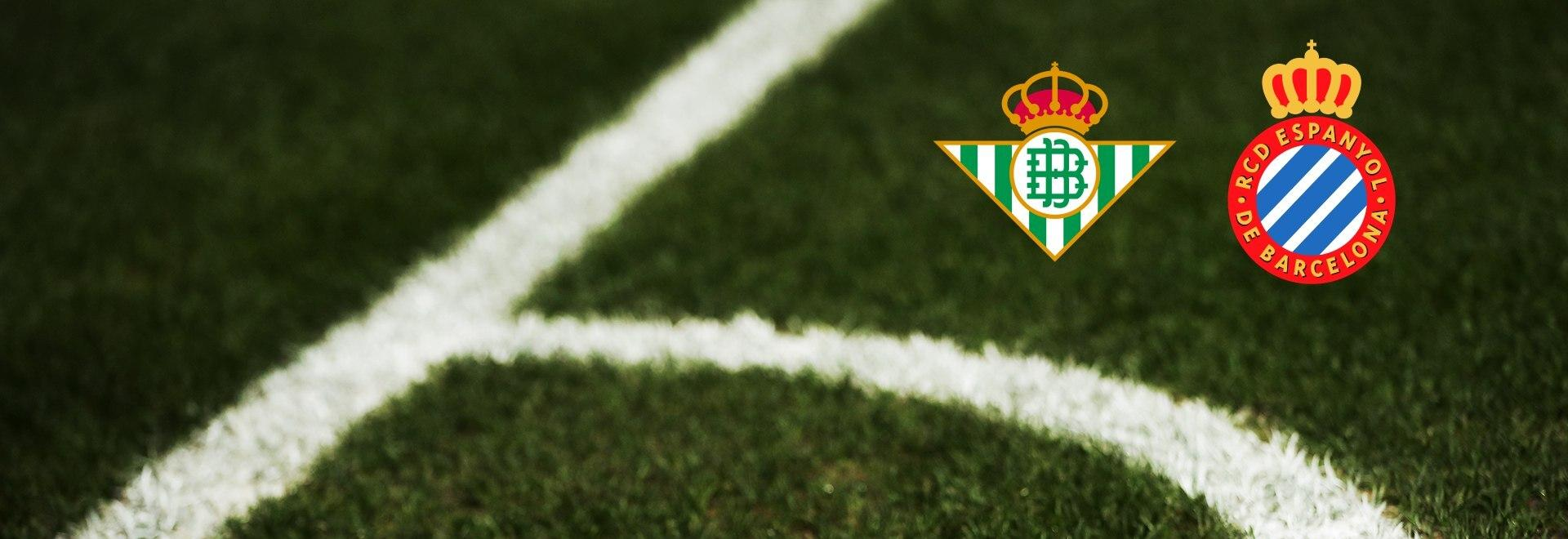 Real Betis - Espanyol. 31a g.
