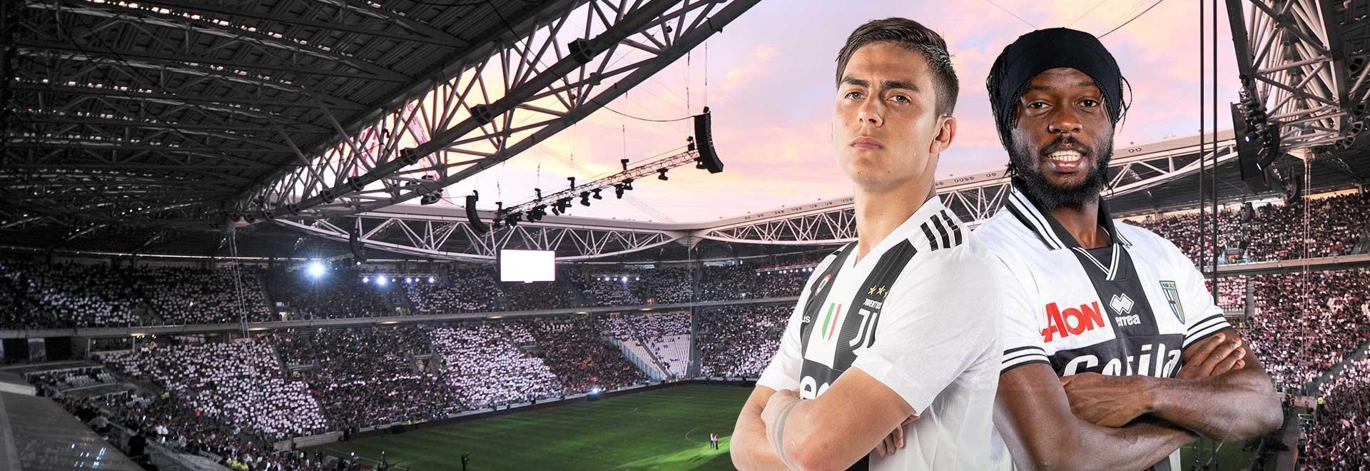 Juventus - Parma. 22a g.
