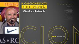 Gianluca Petrachi, ds Roma