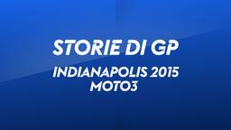 Indianapolis 2015. Moto3
