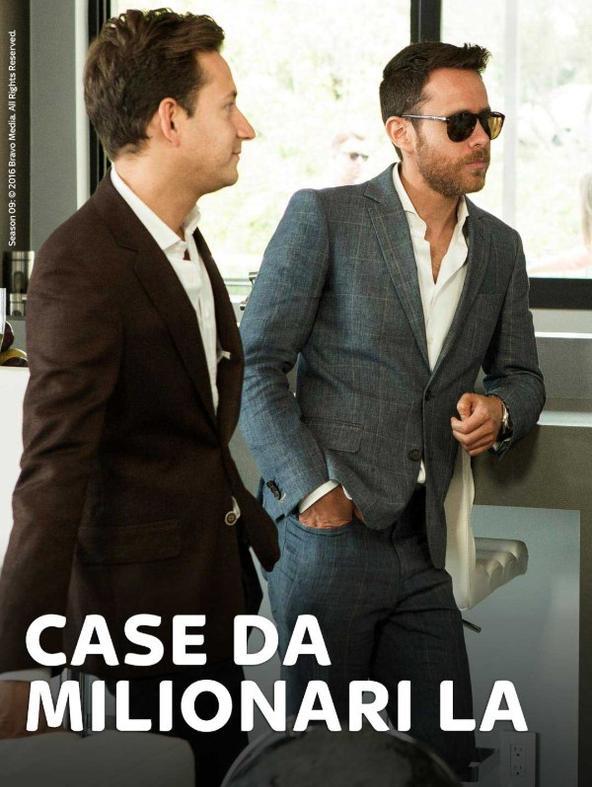 S9 Ep3 - Case da milionari LA