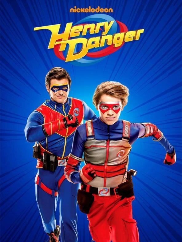 Danger e Thunder. 1a parte