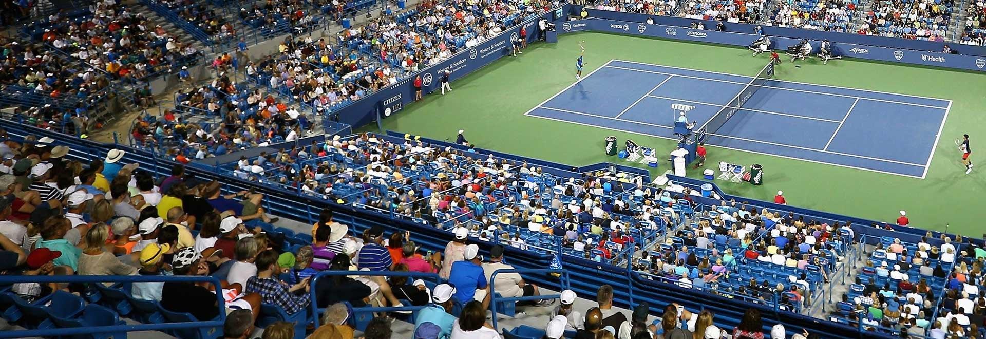 Nadal - Isner. Finale
