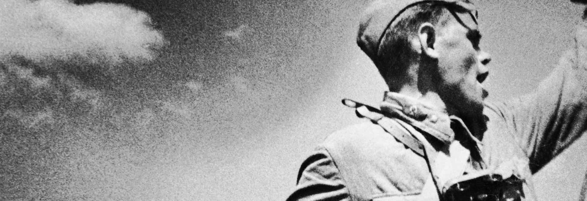 La resa di Mussolini