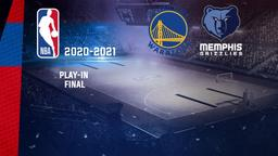 Golden State - Memphis. Play-in Final