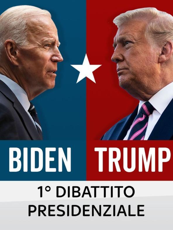Trump - Biden, il duello