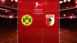 Borussia Dortmund - Augsburg