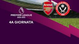 Arsenal - Sheffield United. 4a g.