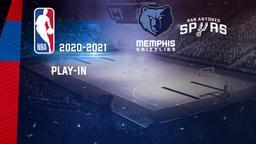 Memphis - San Antonio. Play-in