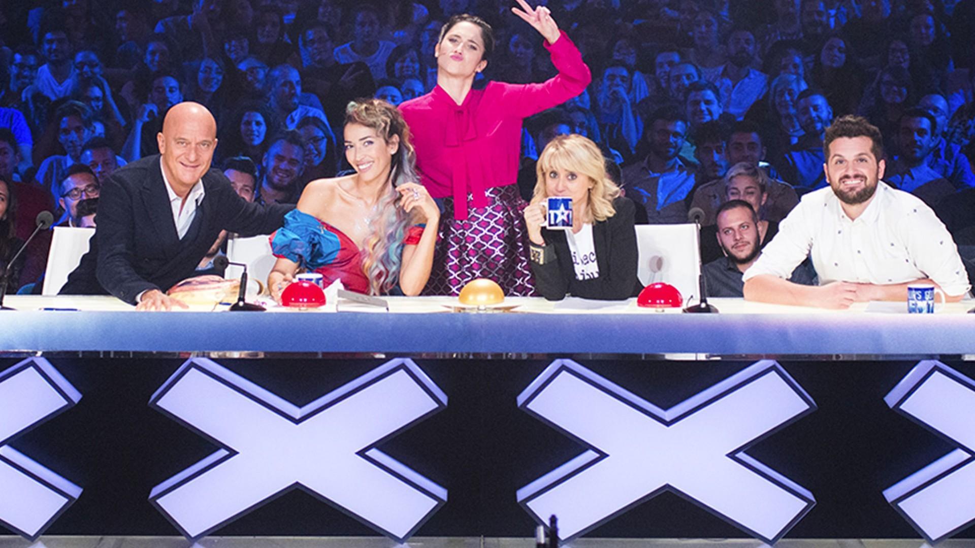 TV8 Italia's Got Talent - Best Of