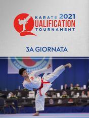 Karate Torneo Pre-olimpico Parigi