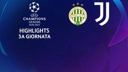Ferencvaros - Juventus