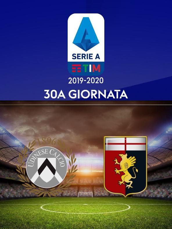 Udinese - Genoa