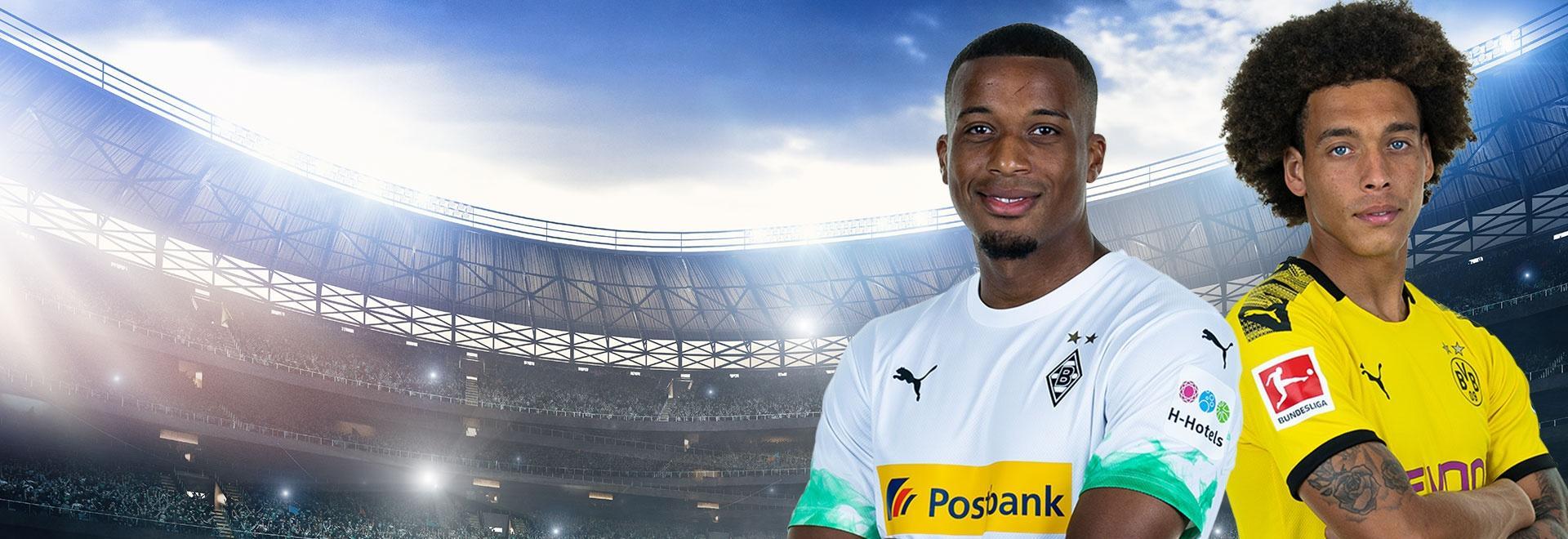 Borussia D. - Borussia M.. 8a g.