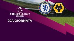 Chelsea - Wolverhampton. 20a g.