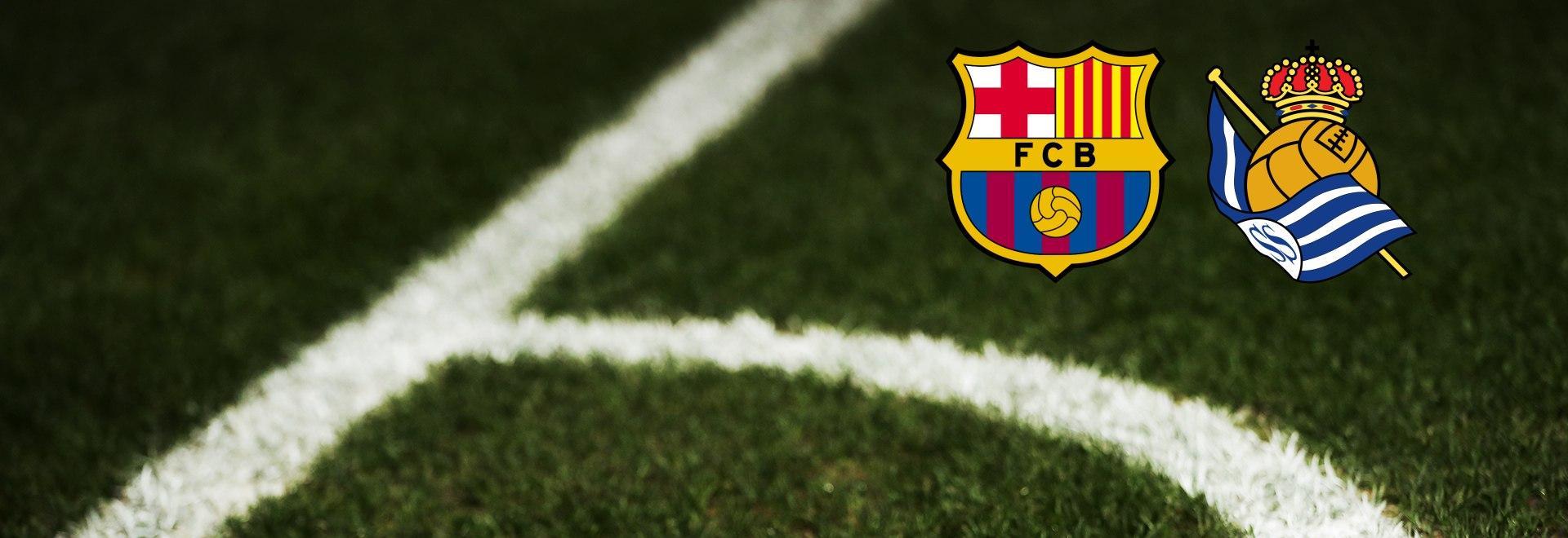 Barcelona - Real Sociedad. 19a g.