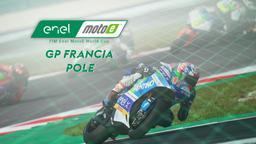 GP Francia. Pole