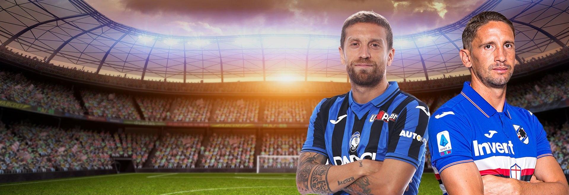 Atalanta - Sampdoria. 31a g.