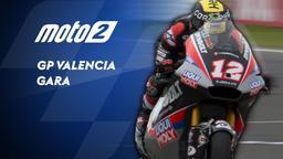 GP Valencia. Gara