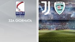 Juventus U23 - Olbia. 32a g.