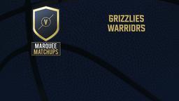 Grizzlies - Warriors