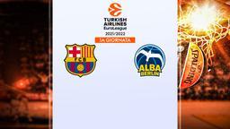 Barcellona - Alba