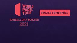 Barcelona Master: Finale F