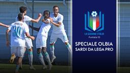 Speciale Olbia. Sardi da Lega Pro