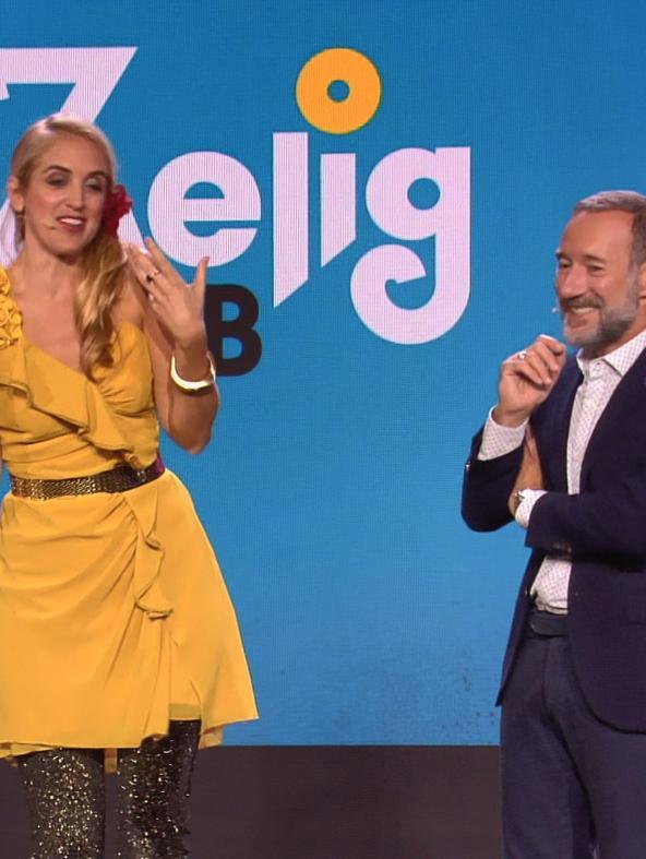Comedy Central presenta: Zelig... - 1^TV