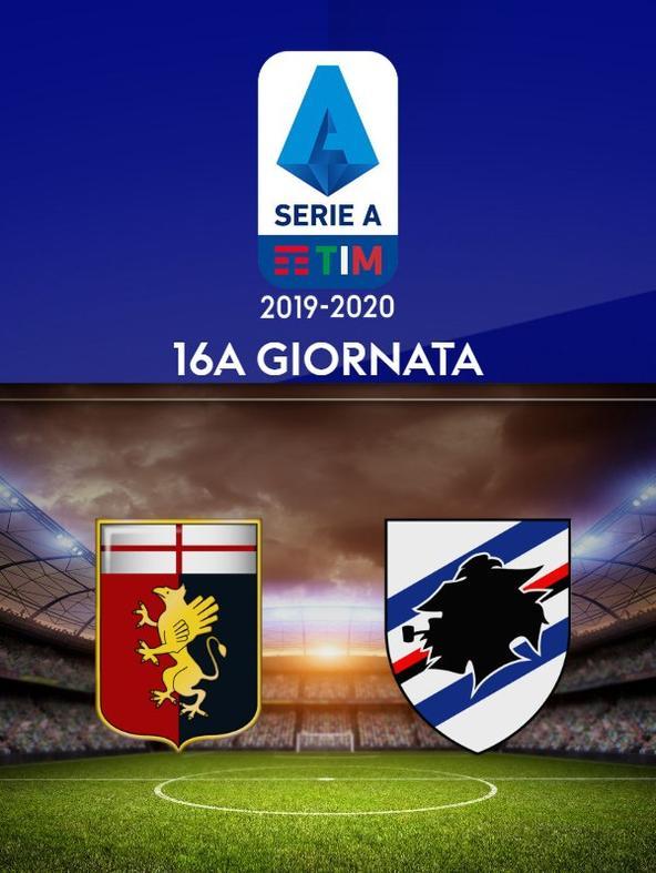 Genoa - Sampdoria   (diretta)