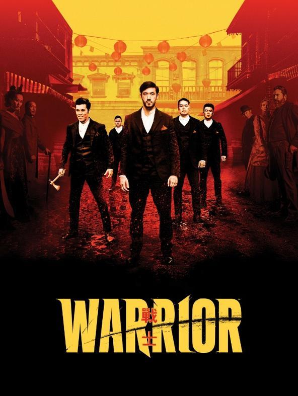 S1 Ep10 - Warrior