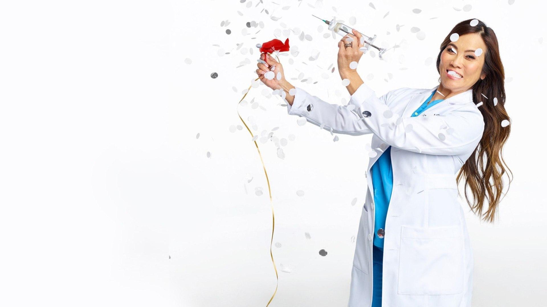 Real Time Dr. Pimple Popper: la dottoressa schiacciabrufoli